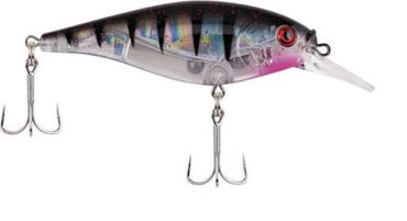 Berkley Flicker Shad Shallow Flash 5cm 5g Wobbler – Bild 4