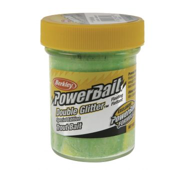 Berkley Double Glitter Twist Forellenteig Power Bait Double Glitter Twist – Bild 1