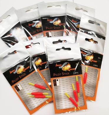 20 Pakete Iron Trout Pilot Stick Fixpiloten – Bild 1