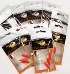 20 Pakete Iron Trout Pilot Stick Fixpiloten