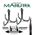 Maruto WD-36 Drilling semi barbed