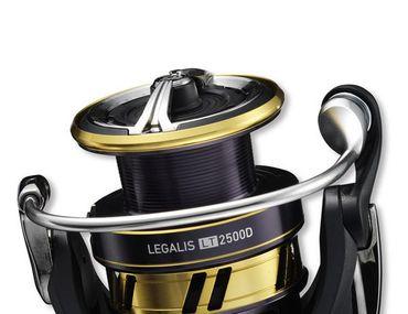 Daiwa Legalis LT 3000D 200m/0,28mm Spinnrolle – Bild 3