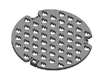 Grillaufsatz für die SMOKI Feuerplatte - 22cm Durchmesser
