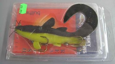 "Musky Innovations Realfish 8"" Bull Head"