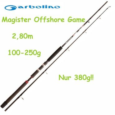 Garbolino Offshore Game 280cm 100-250g