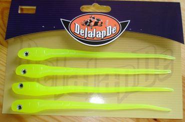 Delalande Yo Bar 18cm 4 Stück fluo-gelb