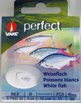 VMC Perfect Weissfisch Haken Stipphaken 70cm Vorfach