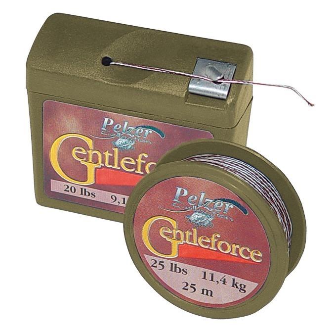 pelzer-gentleforce-25m-20lbs-vorfachmaterial