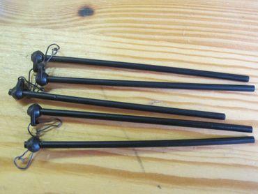 BeeGee Tackle 100 Stück Feeder Boom 15cm Abstandhalter