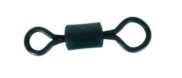 Quantum Radical Hooklink Clip #4, mat black, 10pcs