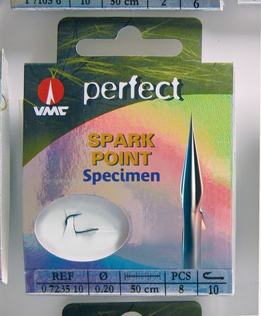 VMC Perfect Specimen Haken Spark Point – Bild 1