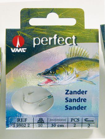 VMC Perfect Zander Ryderhaken Kevlar Zanderhaken Zwillingshaken