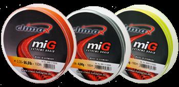 Climax miG Braid Angelschnur Schnur Meter Ware