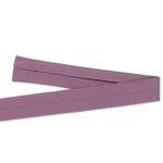 Bio Baumwolle Schrägband lila lavendel  001