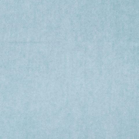 Bio Baumwolle GOTS Tüll weich fallend hellblau graublau