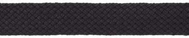 Prym Gurtband schwarz Flechtoptik 4cm