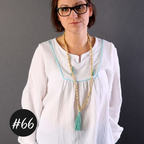 #66 Bohemian Dress and Blouse eBook +Video