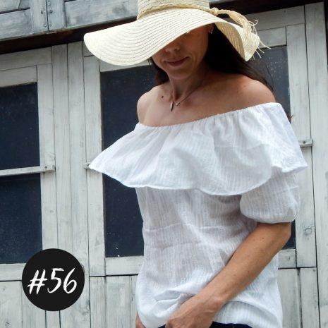 #56 Off/ Over-Shoulder Dress and Blouse eBook +Video