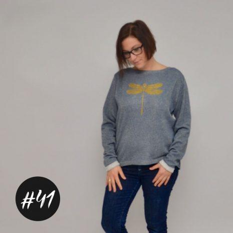 #41 Lounge-Sweater-Women eBook