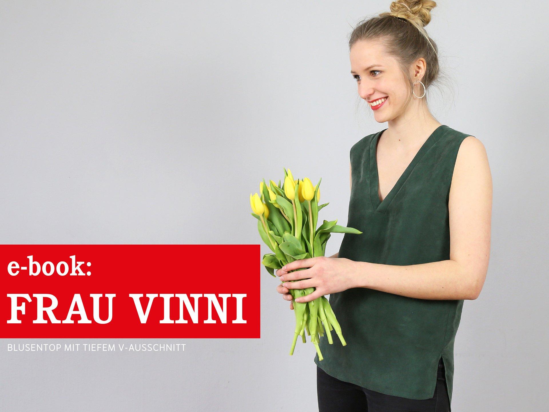FRAU VINNI • Blusentop, e-book