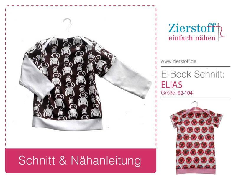 "Kurzarm / Langarmshirt ""ELIAS"", Gr. 62 – 104"