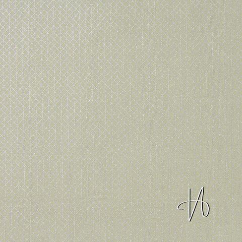 Baumwolle Popeline Netz silber glänzend auf grau