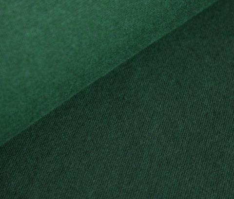 Bio Jersey Schlauchbündchen GOTS dunkelgrün