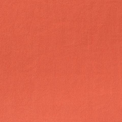 Bio Jersey Schlauchbündchen GOTS orange