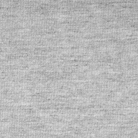 Baumwolle Jersey Sommer Sweat grau hellgrau