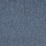 Wollstoff Schurwolle und Angora blau schwarz längs gestreift  001