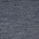 Baumwolle Jersey Rib grau blau meliert  001