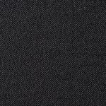 Wollstoff mit Seide schwarz weiß  001