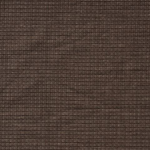 Leinen Schurwolle Tweed in braun
