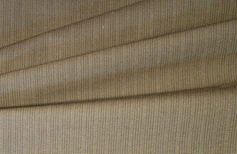 Bio Baumwolle Twill (GOTS) in grau braun
