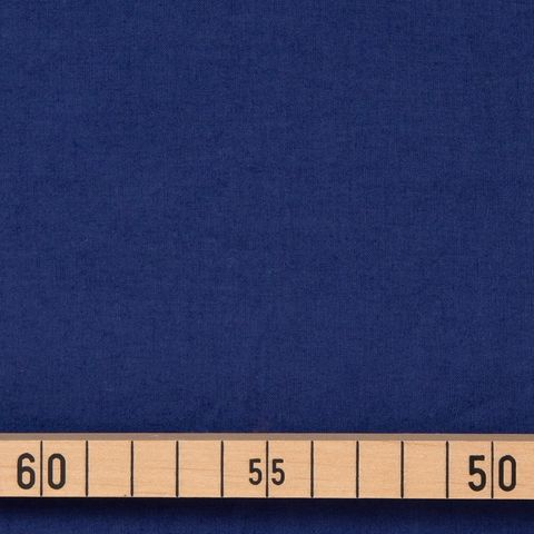 Bio Baumwolle Jersey (GOTS) in dunkelblau