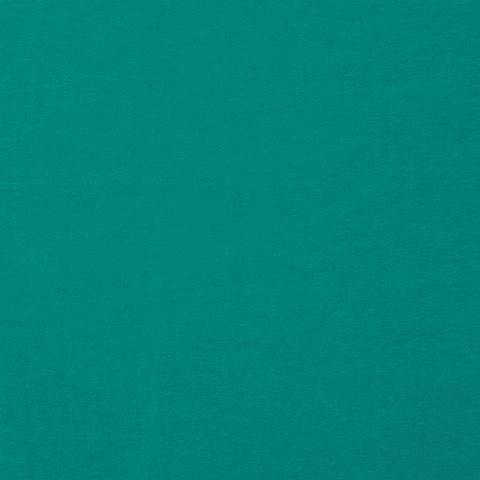 Bio Baumwolle Jersey (GOTS) uni grün