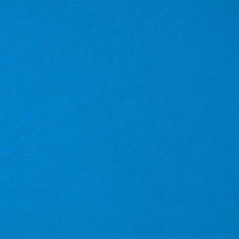 Bio Baumwolle Jersey in blau