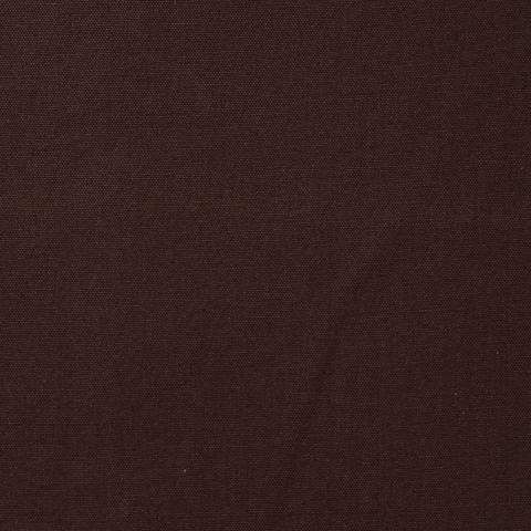 Bio Baumwolle Canvas braun 0,5m