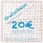 Geschenk-Gutschein über 20,00€  001