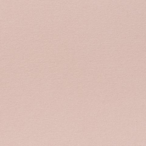 Bio Baumwolle Bündchen (GOTS) rosa puder 38-006
