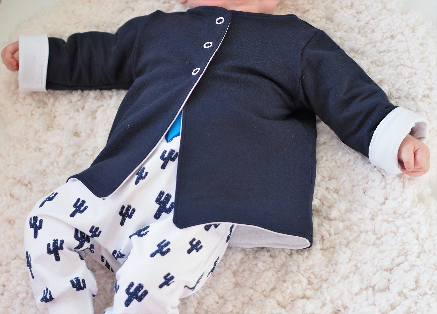 Diamond Baby Cardigan Gr. 50 - 92