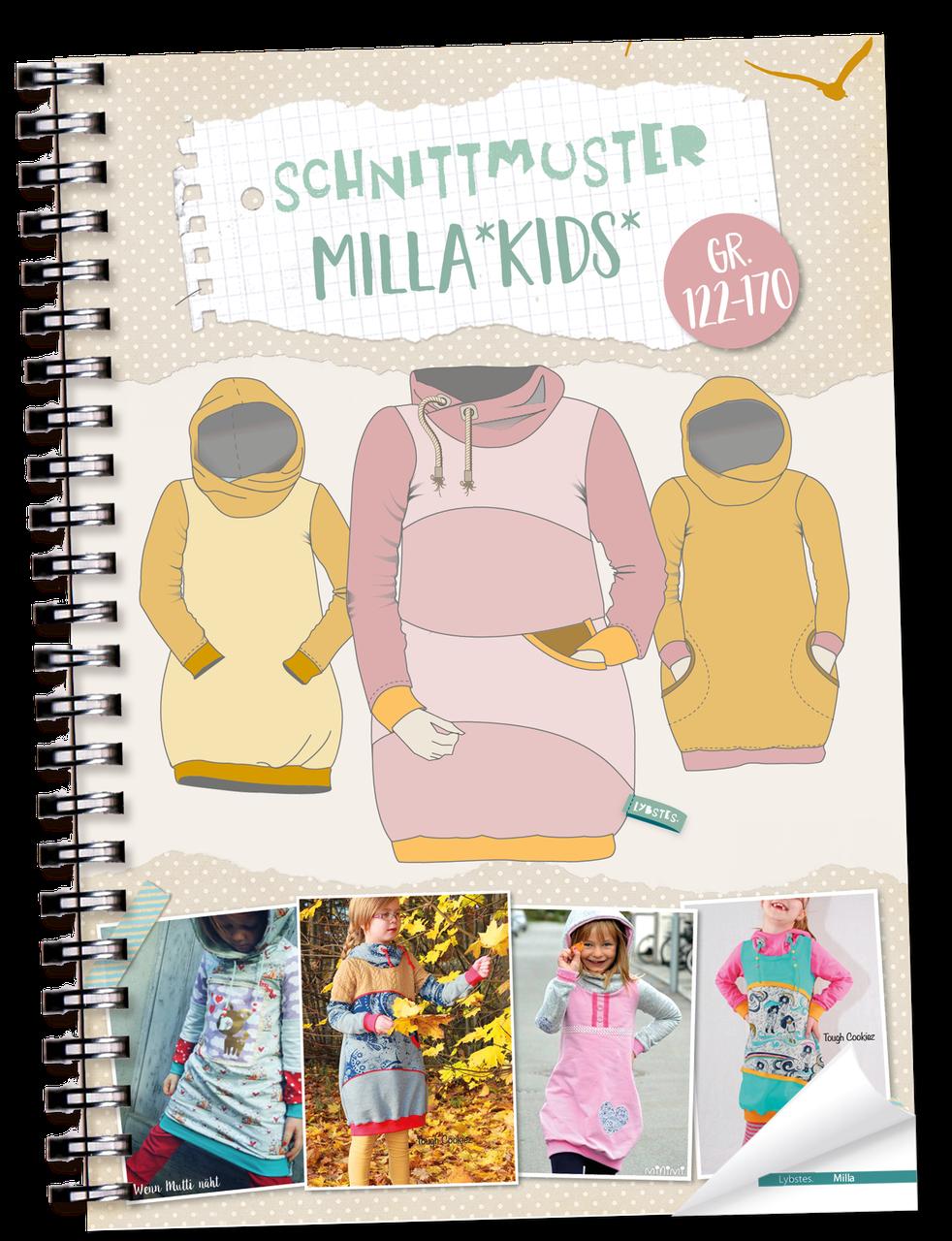 Lybstes. Milla E-Book | Gr. 122-170