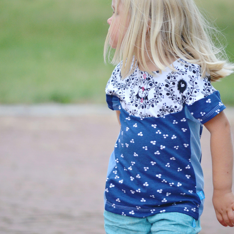 eBook Kindershirt Sari – Größe 80 – 164