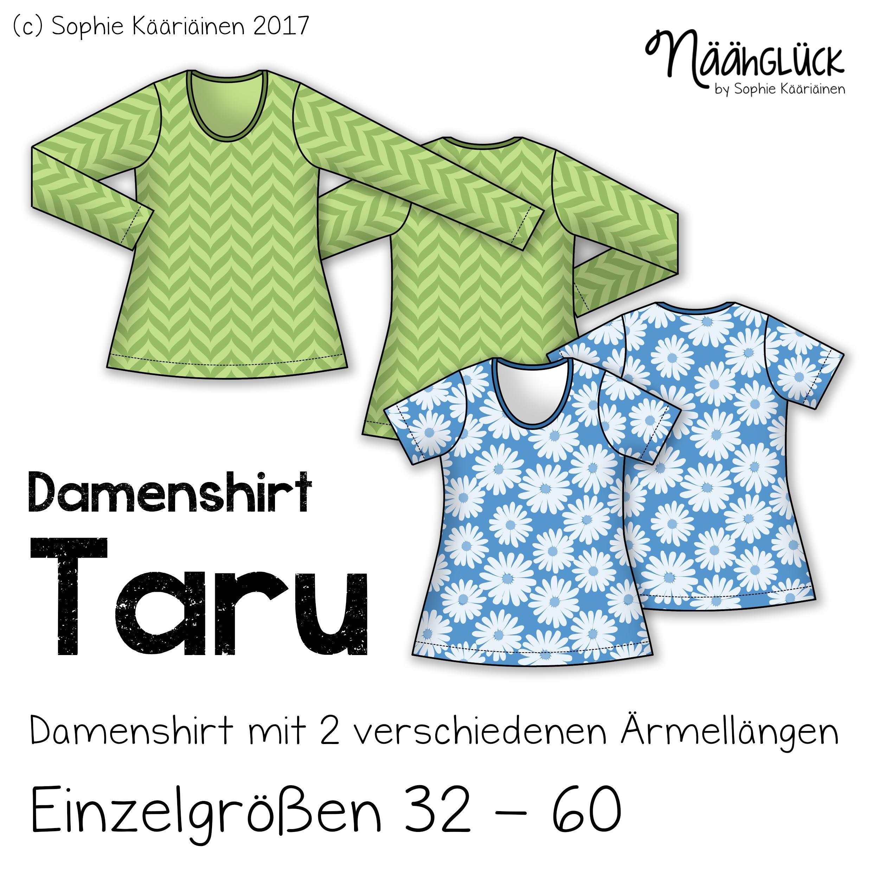 Taru – Damenshirt Größe 32 – 60