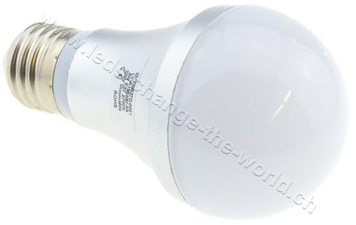 Retro LED Birne, E27, 5W, 249lm, 220°, dimmbar, warmweiss (2700K)