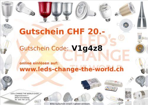 Geschenk Gutschein CHF 20.-