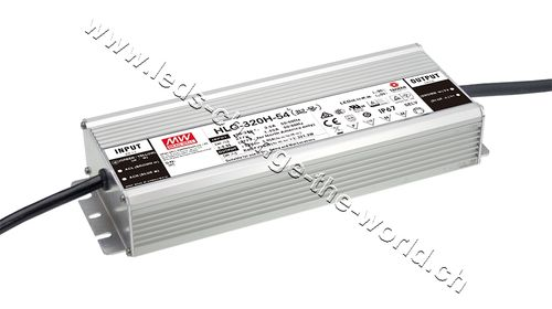 MeanWell LED Netzteil 12VDC, 22Ah, 264W, IP65, Serie HLG-320A