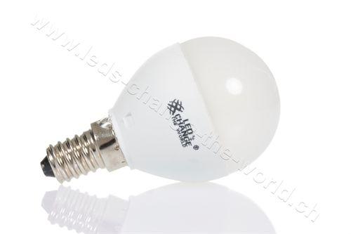 Retro LED Tropfen, E14, 4.4W, 250lm, 160°, dimmbar, warmweiss (2700K)