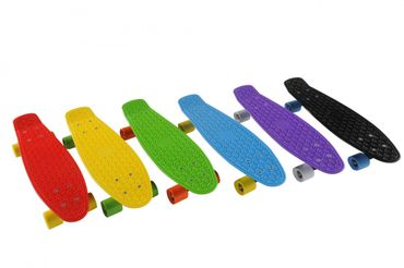 Clamaro Skateboard für Kinder in 6 Farben, hohe Stabilität