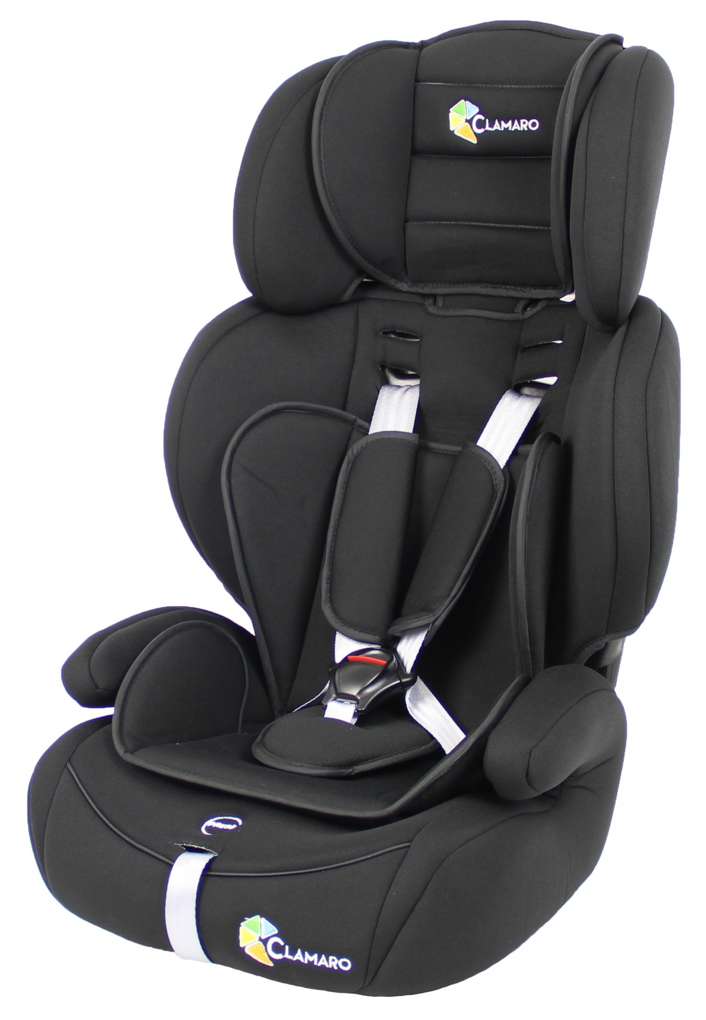 clamaro kinderautositz 9 36 kg kopfst tze verstellbar mitwachsend auto kindersitz f r kinder. Black Bedroom Furniture Sets. Home Design Ideas